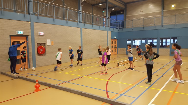 LSR Opleiding 4 eight-trainingen