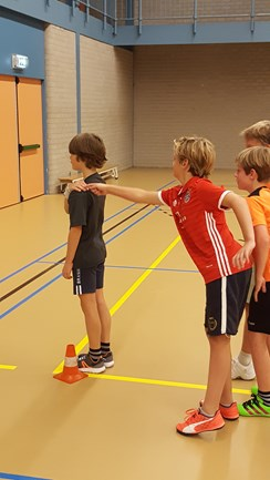 LSR Opleiding 5 eight-trainingen