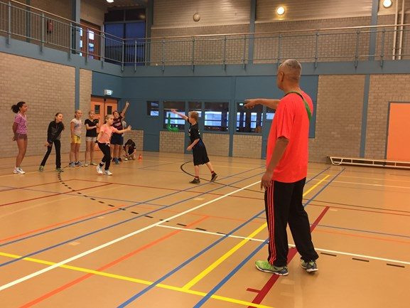 LSR Opleiding 2 eight-trainingen