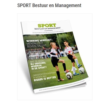 SPORT Bestuur en Management eight-trainingen.nl