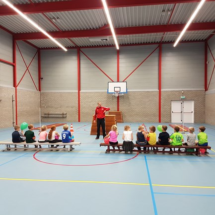 LSR Opleiding 12 eight-trainingen