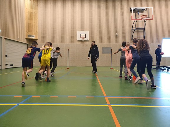 LSR Opleiding 15 eight-trainingen