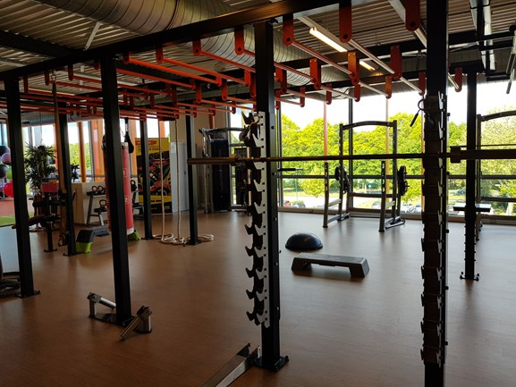 Fitness 1 eight-trainingen